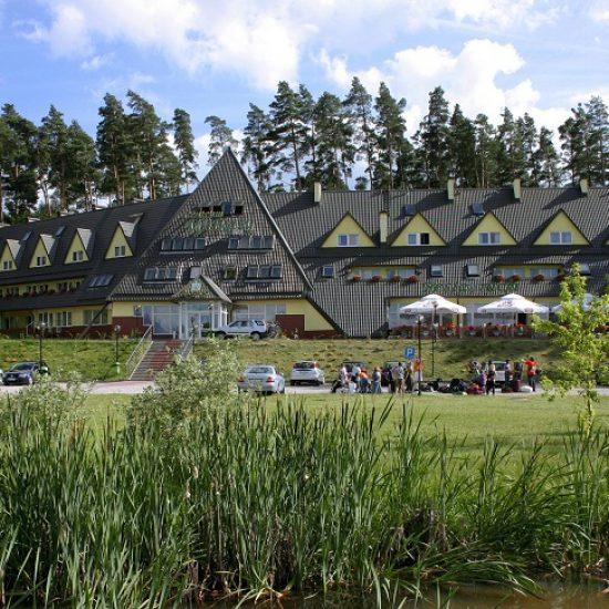 front-hotel-mazury-azs-wilkasy